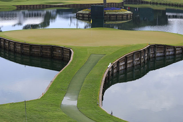 Bradley DiNunzio on Florida's Top Golf Courses